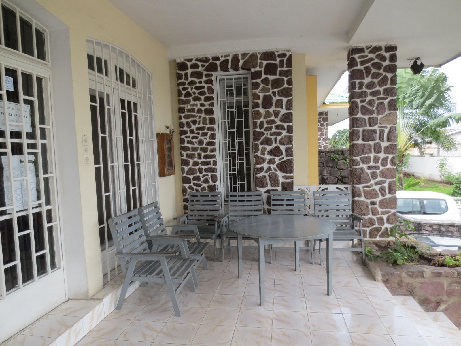 iThe altan at Nzo Binati