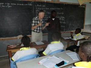Addressing the future of Matadi at the Belgian School